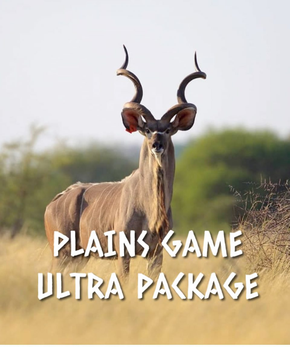 PLAINS GAME ULTRA PACKAGE
